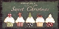 Sweet Christmas  Fine Art Print