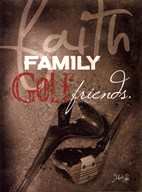 Faith Family Golf