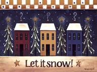 Let It Snow Art
