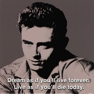 American Icon (James Dean) Art