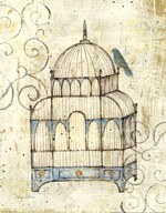 Bird Cage II Art