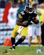 Antonio Brown 2012 Action  Fine Art Print