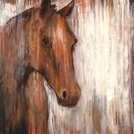 Painted Pony  Fine Art Print