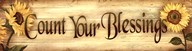 Count Your Blessings Art