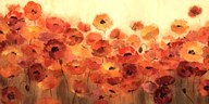 Summer Poppies  Fine Art Print