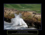 Golf-Passion  Fine Art Print