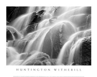Waterfall, Yosemite  Fine Art Print