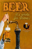 Beer... It's What's for Dinner