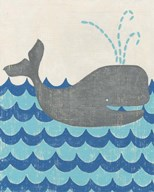 Truman's Voyage III  Fine Art Print