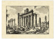 Vintage Roman Ruins I Art
