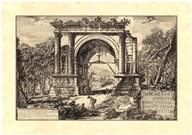 Vintage Roman Ruins II Art