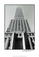 Empire State Building I Art