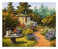 Woodland Garden Art