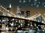 New York Night II Art