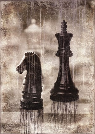 Framed Checkmate II Print