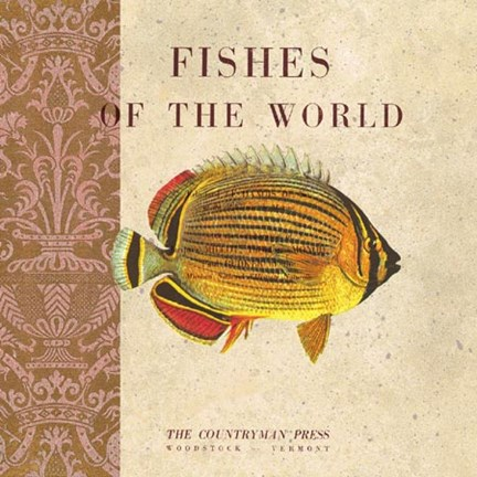 Framed Fishes of the World Print