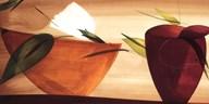 Flores Frescas II  Fine Art Print