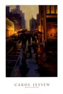 Manhattan Shimmer  Fine Art Print