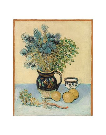 Framed Still Life, 1888 Print