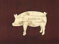 Pig Foods Art