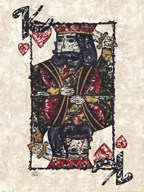 King of Hearts Art