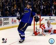 Vladimir Tarasenko 1st NHL Goal 2012-13 Action  Fine Art Print