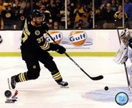 Patrice Bergeron 2012-13 on the ice  Fine Art Print