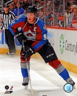 Gabriel Landeskog 2012-13 Action Art