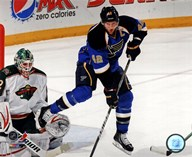 David Backes 2012-13 Action