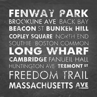 Boston Cities