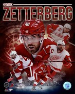 Henrik Zetterberg 2013 Portrait Plus Art