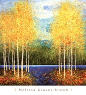 Inlet Grove  Fine Art Print