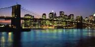 Brooklyn Bridge, New York  Fine Art Print