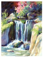 Crystal Creek  Fine Art Print