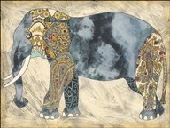 Royal Elephant Art