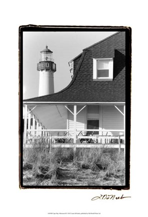 Framed Cape May Afternoon II Print
