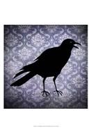 Crow & Damask  Fine Art Print