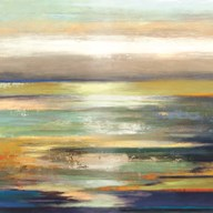 Evening Tide - Oversize Art