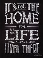 It&#39;s Not The Home
