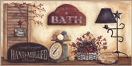 Country Bath Art