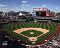 Nationals Park 2013  Fine Art Print