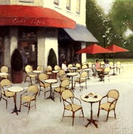 Cafe du Matin II Art