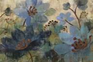 Peacock Garden  Fine Art Print