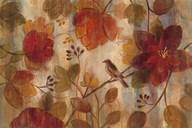 Exotic Garden  Fine Art Print