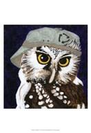 You Silly Bird - Liz  Fine Art Print