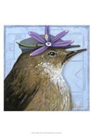 You Silly Bird - Walter  Fine Art Print