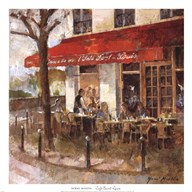 Cafe Saint-Louis Art