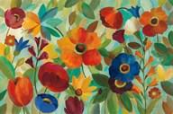 Summer Floral V  Fine Art Print