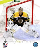 Tuukka Rask Game 3 of the 2013 Stanley Cup Finals Action Art