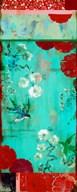Lovebird Series 1  Fine Art Print